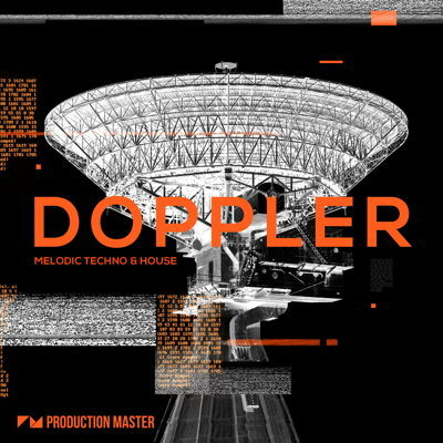 Production Master - Doppler - Techno House Loops