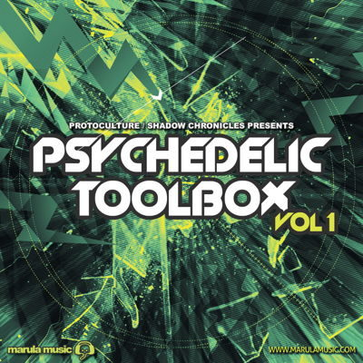Psychedelic - Toolbox Vol1