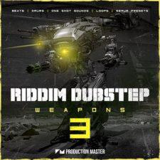 Riddim Dubstep Weapons - Dubstep Sample Pack