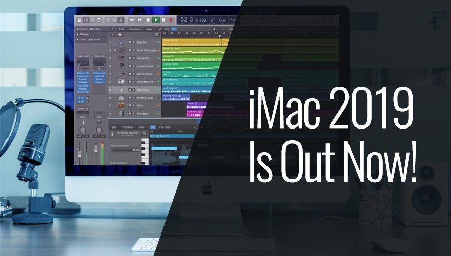 iMac 2019 for Music Production