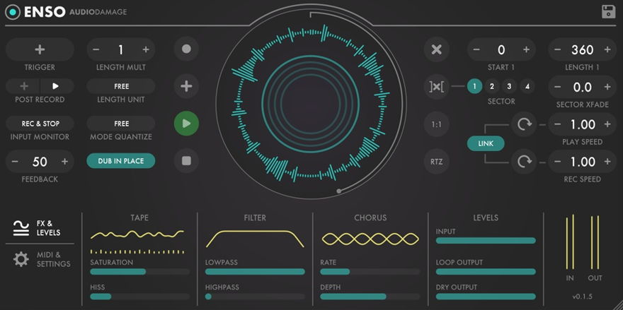 Audio Damage - ENSO - VST Effect