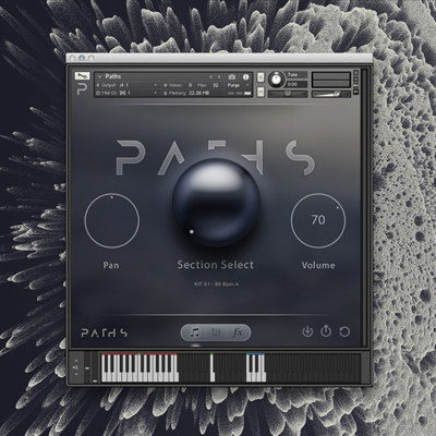 Audiomodern Paths - Kontakt Instrument