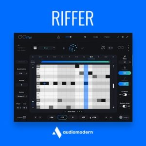 Audiomodern Riffer VST Plugin