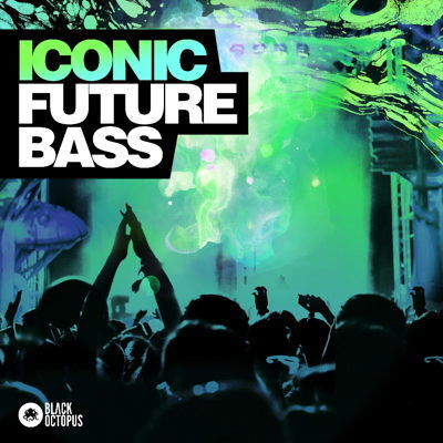 Black Octopus - Iconic Future Bass - Loops Pack