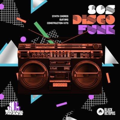 Black Octopus Sound 80s Disco Funk Loops