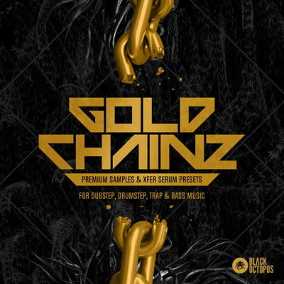 Black Octopus Sound - Gold Chainz - Serum Presets