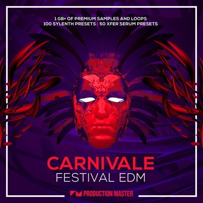 Carnivale - Festival EDM - Loops Pack