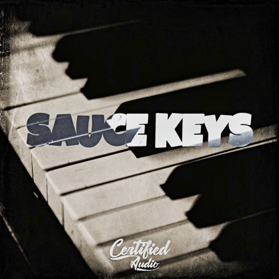 Certified Audio - Sauce Keys - Piano Samples