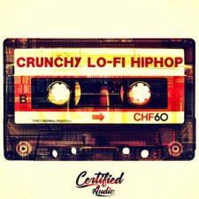 Crunchy Lo-Fi Hip Hop Samples