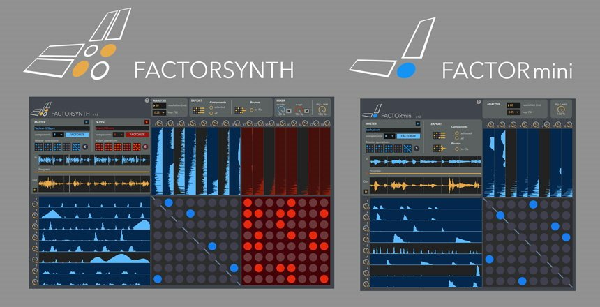Factorsynth FACTORmini Ableton Live Devices