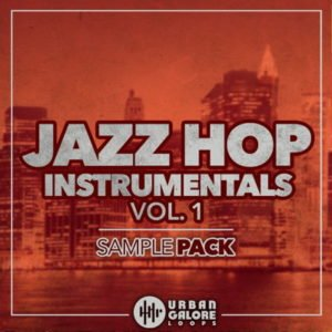 Jazz Hop - Hip Hop Loops and Samples