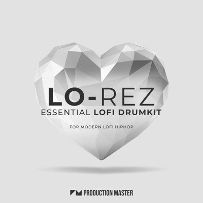 LO-REZ - LOFI HIP-HOP DRUM KIT