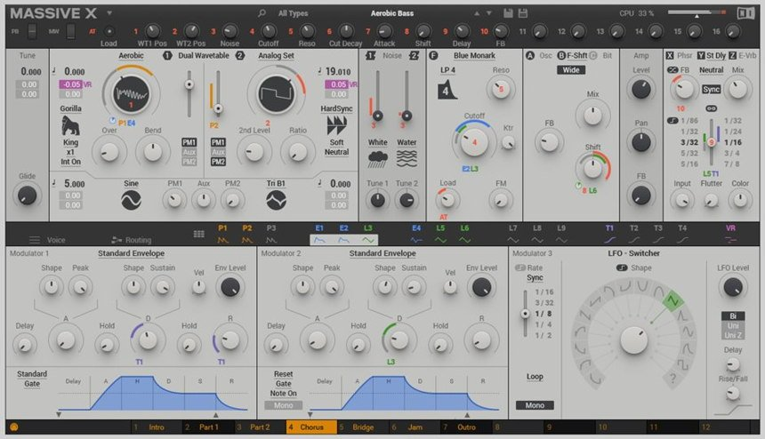 Massive X Synth VST Plugin