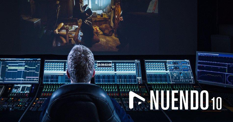 Nuendo 10 Music Software