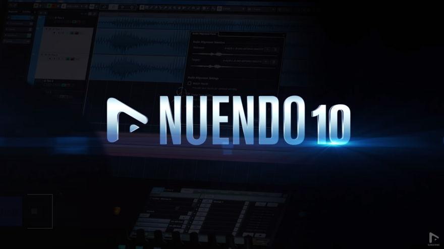 Nuendo 10 by Steinberg