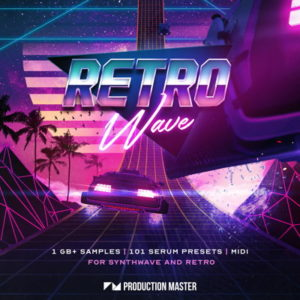 Production Master - Retro Wave