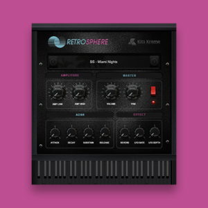 Retrosphere - Vintage VST Plugin
