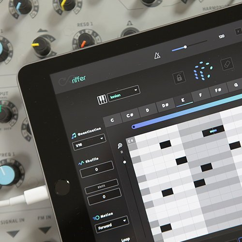 Audiomodern Riffer - VST Plugin - MIDI Generator • ProducerSpot