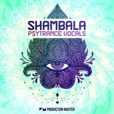 Shambala - Psytrance Vocals - Sample Pack