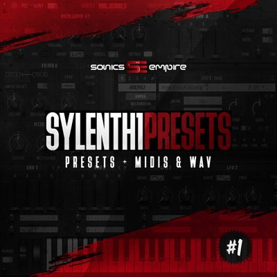 Sonics Empire - Sylenth1 Presets