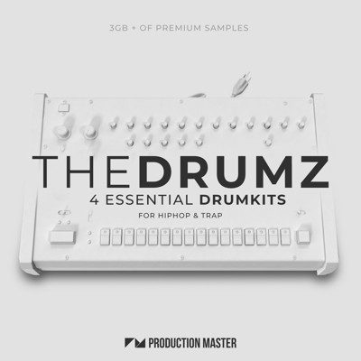THE DRUMZ - 4 ESSENTIAL DRUM KITS