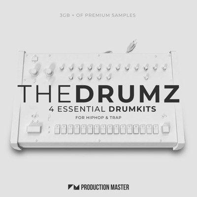 THE DRUMZ - 4 ESSENTIAL DRUM KITS