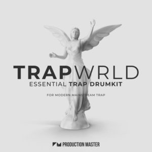 TRAP WRLD - Trap Drum Kit