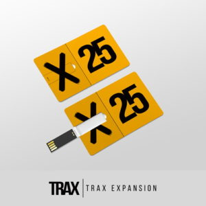 TRAX X25 - Drum VST Expansion