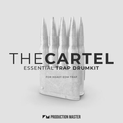 The Cartel - Heavy EDM Trap Drum Kit