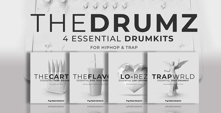 The Drumz - Drum Loops, Drum Samples