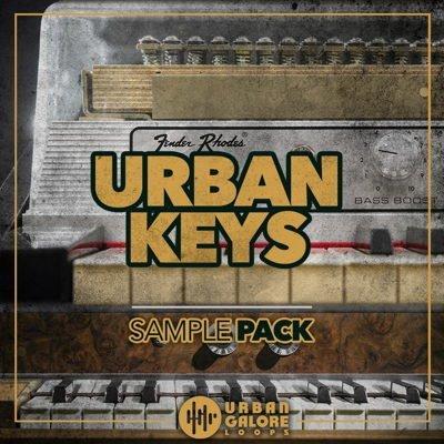 UGL - Urban Keys - Piano Sample Pack