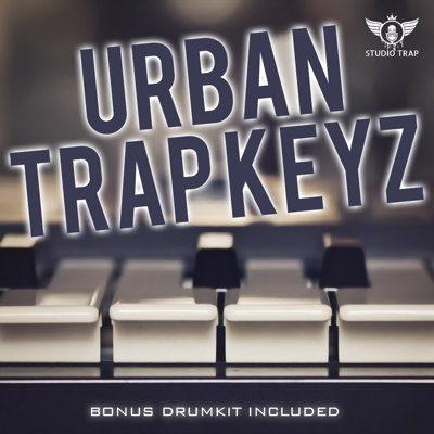Urban Trap Keyz + Drum Kit Bonus