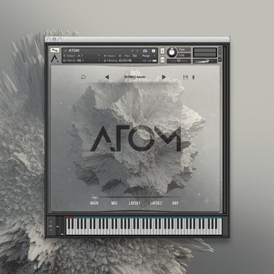 Audiomodern - ATOM Kontakt Instrument