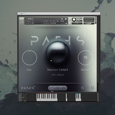 Audiomodern Paths 2 - Kontakt Instrument
