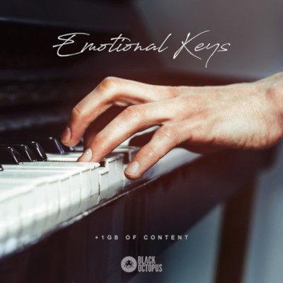 Black Octopus - Emotional Keys - Piano Loops