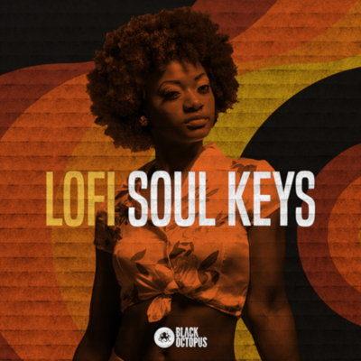 Black Octopus Sound - Lofi Soul Keys Samples