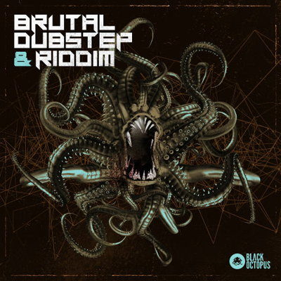 Brutal Dubstep & Riddim - Loops, Serum Presets, Ableton Racks