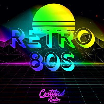 Certified Audio - Retro 80s - Vintage Samples