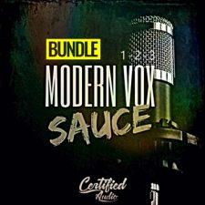 CertifiedAudio - Modern Vox Sauce - Voice Samples