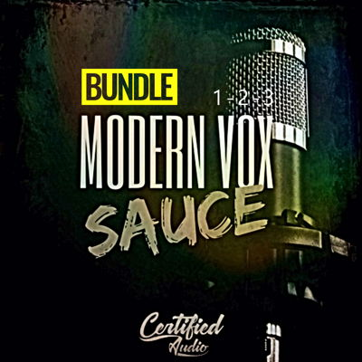 CertifiedAudio - Modern Vox Sauce - Voice Samples