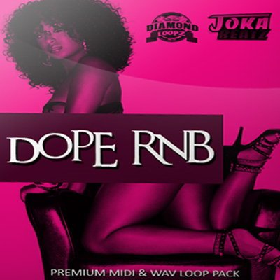 Diamond Loopz - Dope RnB Vol.1