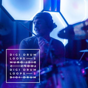 Diginoiz - Digi Drum Loops 5