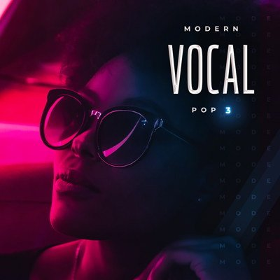Diginoiz - Modern Vocal Pop 3 - Vocal Sample Pack