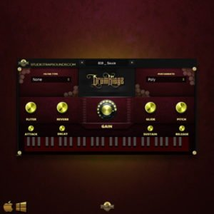 Drum Kingz - Trap Drum VST Plugin