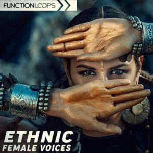 Function Loops - Ethnic Female Voices Samples