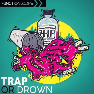 Function Loops - Trap or Drown - Sound Pack
