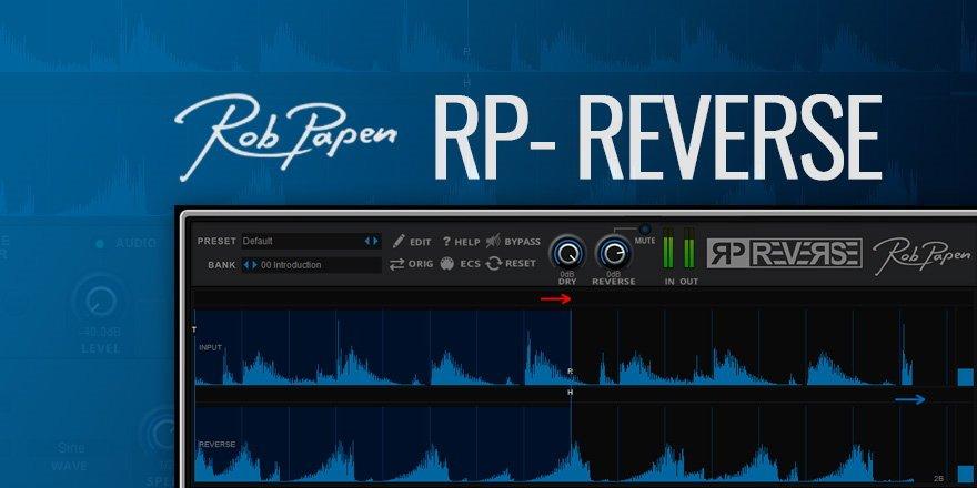 Rob Papen - RP-Reverse VST Plugin