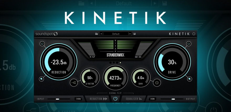 SoundSpot - Kinetik VST Plugin