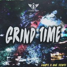 Studio Trap - Grind Time - Sample Pack