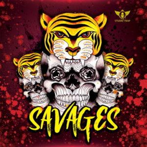 Studio Trap - Savages - Trap Construction Kits